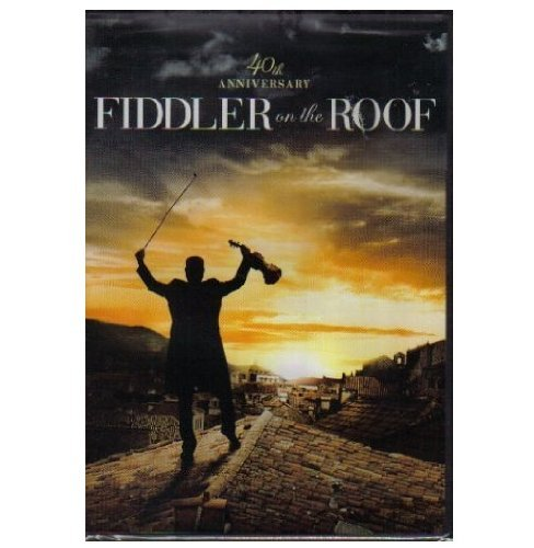 Fiddler On The Roof (1971) Topol Crane Frey Picon Ws G