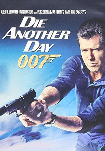 James Bond Die Another Day Brosnan Pierce Pg13 Ws