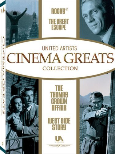 Best Of United Artist Gift Set Vol. 2 Nr 4 DVD