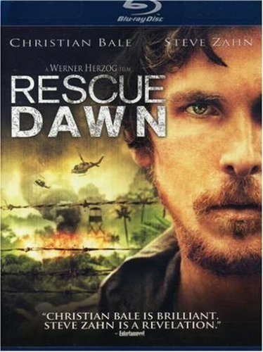 Rescue Dawn Rescue Dawn Blu Ray Ws Rescue Dawn