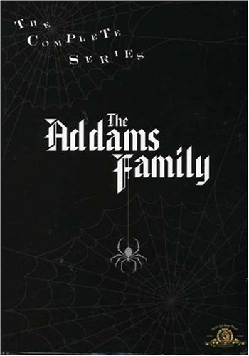 Addams Family Addams Family Complete Series Nr 9 DVD