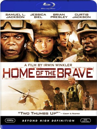 Home Of The Brave Home Of The Brave Blu Ray Ws R