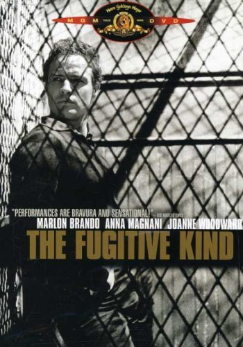 Fugitive Kind Brando Woodward Stapleton Bw Nr