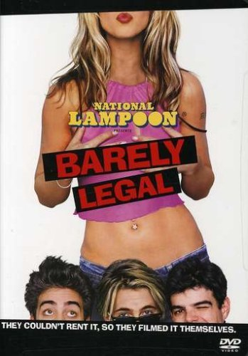 National Lampoon's Barely Legal Clr Ws R