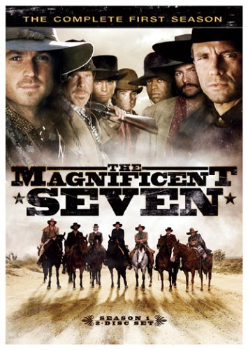 Magnificent Seven Season 1 Clr Nr 2 DVD