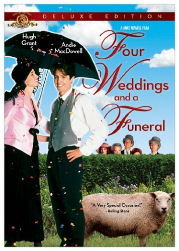 Four Weddings & A Funeral Grant Mcdowell Ws R