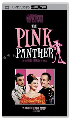 Pink Panther Sellers Niven Clr Umd Nr