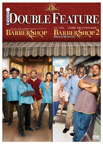 Barbershop Barbershop 2 Back I Sony Home Pictures 2pak Nr 2 DVD
