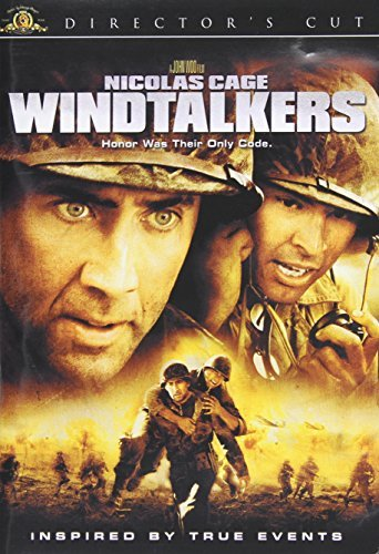 Windtalkers Cage Slater Clr Ws R Directors Cut