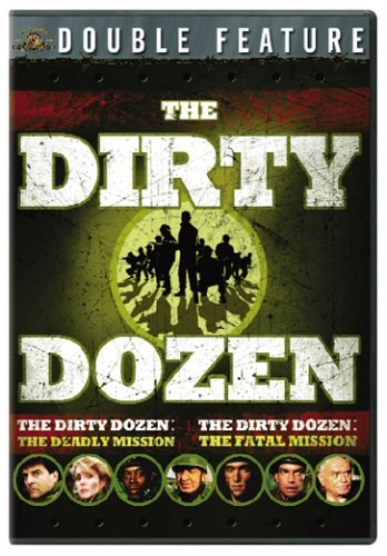 Dirty Dozen Deadly Mission Dir Dirty Dozen Double Feature Clr Nr 2 DVD