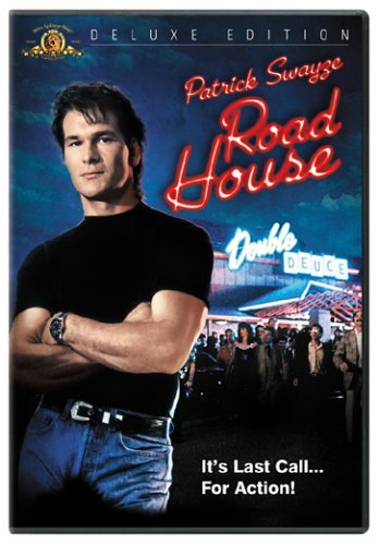 Road House Swayze Elliot DVD R Ws
