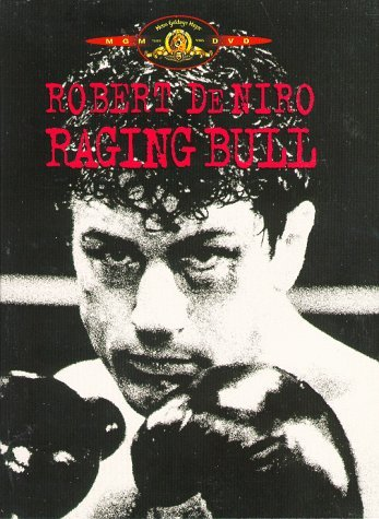 Raging Bull De Niro Moriarty Pesci Vincent Bw Cc Dss Ws Keeper R