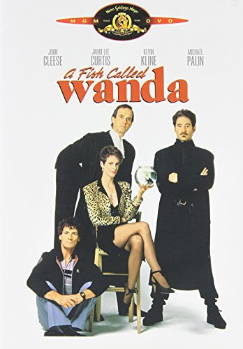 Fish Called Wanda Cleese Kline Curtis Palin DVD R