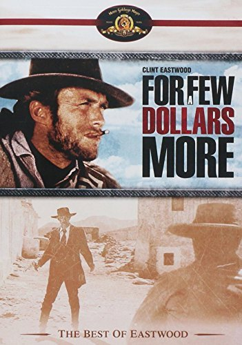 For A Few Dollars More Eastwood Van Cleef Volonte Egg Clr Cc 5.1 Ws Keeper Eastwood Van Cleef Volonte Egg
