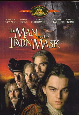 Man In The Iron Mask (1998) Dicaprio Byrne Irons Malkovich Clr 5.1 Ws Mult Dub Sub Keeper Pg13 Booklet