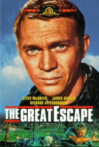 Great Escape The Mcqueen Garner Attenborough Do Clr Cc Ws Keeper Nr