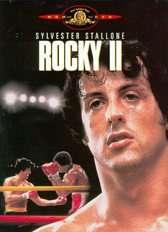 Rocky 2 Stallone Shire Meredith Young Clr Nr