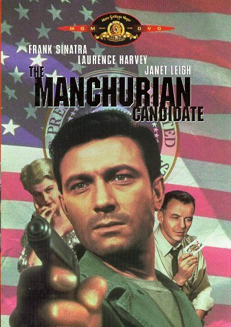 Manchurian Candidate (1962) Sinatra Harvey Lansbury Leigh DVD Pg13