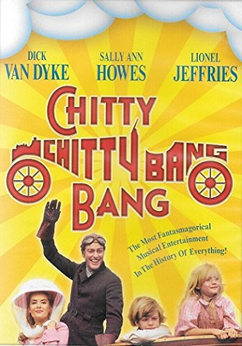 Chitty Chitty Bang Bang Van Dyke Howes Jeffries Frobe DVD G