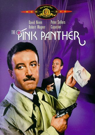 Pink Panther Sellers Niven Wagner Cardinale Clr Cc Dss Ws Keeper Prbk 08 14 01 Nr