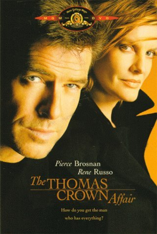 Thomas Crown Affair (1999) Brosnan Russo Leary Faison Gaz Ws R