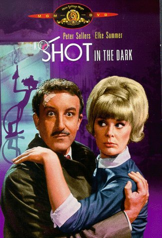 Shot In The Dark (1964) Sellers Sommer Lom Sanders For Clr Cc Dss Ws Keeper Prbk 08 14 01 Pg