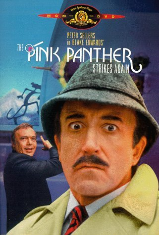 Pink Panther Strikes Again Sellers Lom Down Blakely Rossi Clr Cc Dss Ws Keeper Prbk 08 14 01 Pg