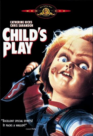 Chucky Child's Play DVD Child's Play
