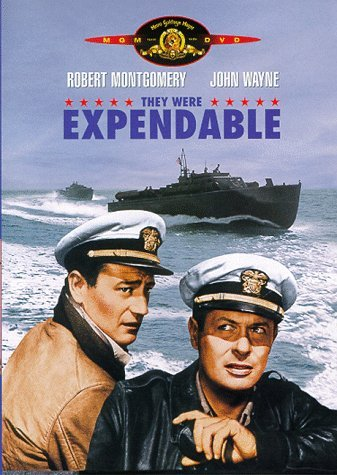 They Were Expendable Montgomery Wayne