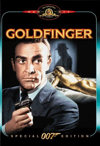 James Bond Goldfinger Connery Blackman Frobe Eaton Prbk 09 23 02 Pg Spec. Ed.
