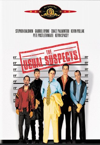 Usual Suspects Spacey Byrne Palminteri Pollak Clr R