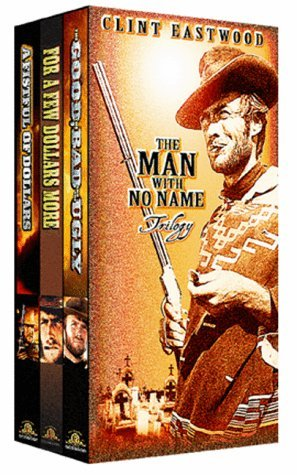Man With No Name Trilogy Eastwood Clint Clr Nr 3 DVD