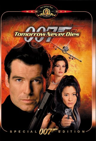James Bond Tomorrow Never Dies Brosnan Pryce Yeoh Hatcher Jay Prbk 09 23 02 Pg13 Spec. Ed.