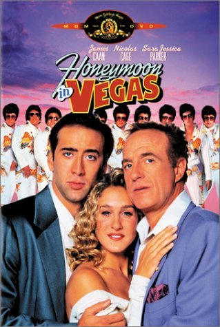 Honeymoon In Vegas Caan Cage Parker Morita Capodi Clr Mult Sub Keeper Pg13 Booklet