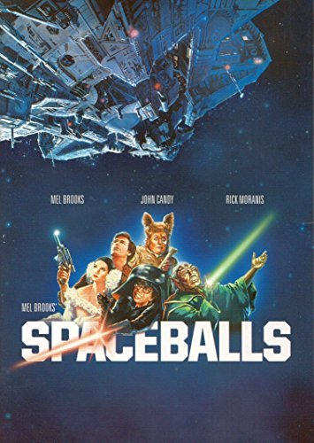 Spaceballs Brooks Moranis Candy Pullman DVD Pg