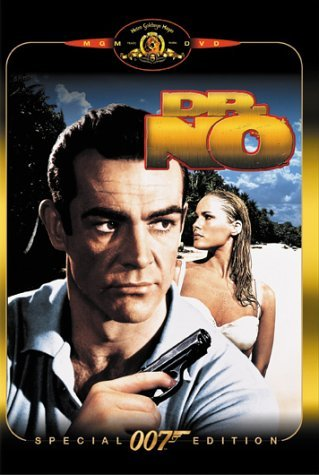 James Bond Dr. No Connery Andress Wiseman Lord Prbk 09 23 02 Pg Spec. Ed. Clr Ws