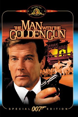 James Bond Man With The Golden Gun Moore Lee Ekland Adams Prbk 09 23 02 Pg Spec. Ed.