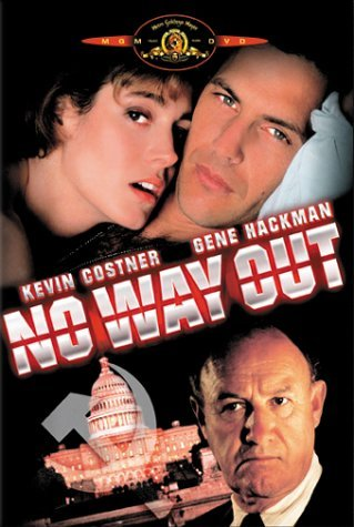 No Way Out (1987) Costner Young Hackman Patton D Ws R