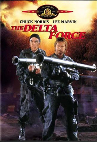 Delta Force Marvin Norris Winters Balsam K R