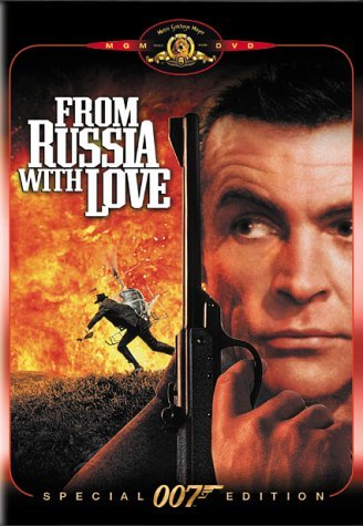 James Bond From Russia With Love Connery Bianchi Armendariz Prbk 09 04 00 Pg Spec. Ed.