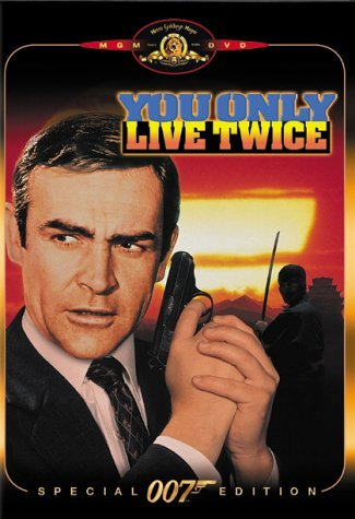 James Bond You Only Live Twice Connery Hama Wakabayashi Prbk 09 04 00 Pg Spec. Ed.