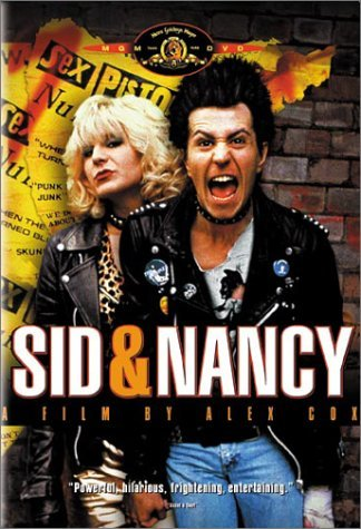 Sid & Nancy Oldman Webb Bishop Hayman DVD R