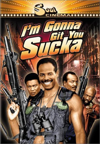 I'm Gonna Git You Sucka Wayans Casey James Hayes Brown DVD R Ws
