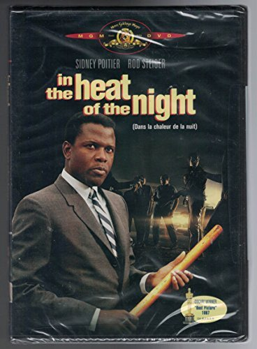 In The Heat Of The Night Poitier Steiger Oates Grant Clr Cc Ws Mult Dub Sub Nr Contemporary Classics
