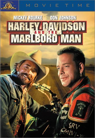 Harley Davidson & The Marlboro Rourke Johnson Field Baldwin E Clr Ws Mult Dub Sub R Movie Time