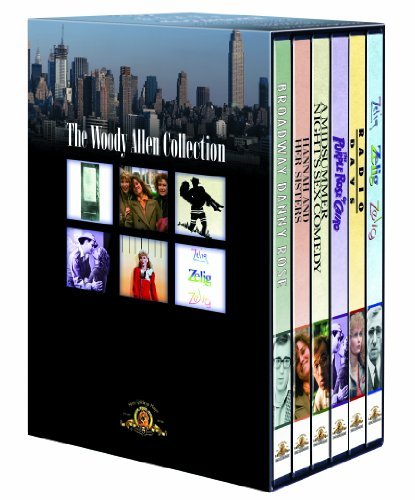 Woody Allen Vol. 3 Collection Clr Bw Cc Ws Mult Dub Sub Nr 6 DVD