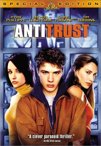 Antitrust Phillippe Cook Forlani Robbins DVD Phillippe Cook Forlani Robbins