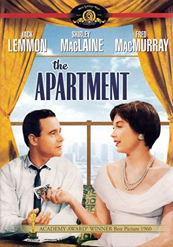 Apartment Lemmon Maclaine Macmurray Wals DVD R