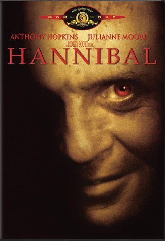 Hannibal Hopkins Moore Oldman Liotta DVD R