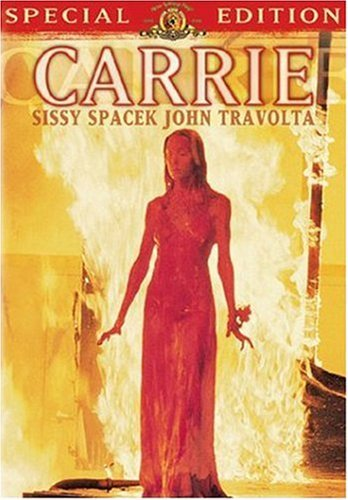 Carrie (1976) Spacek Laurie Travolta Katt DVD R